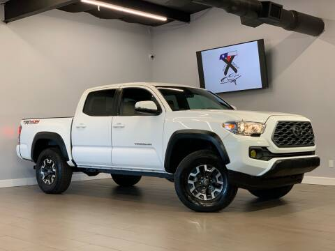 2020 Toyota Tacoma for sale at TX Auto Group in Houston TX