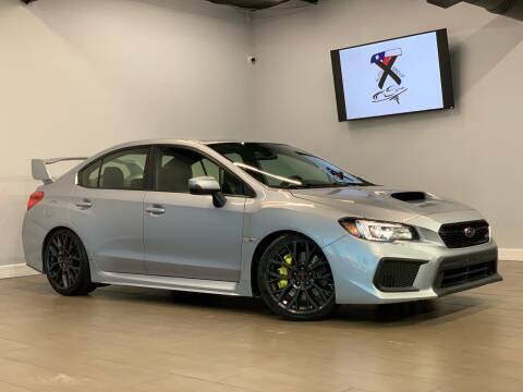 2018 Subaru WRX for sale at TX Auto Group in Houston TX
