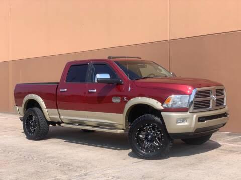 2012 RAM Ram Pickup 2500 for sale at TX Auto Group in Houston TX