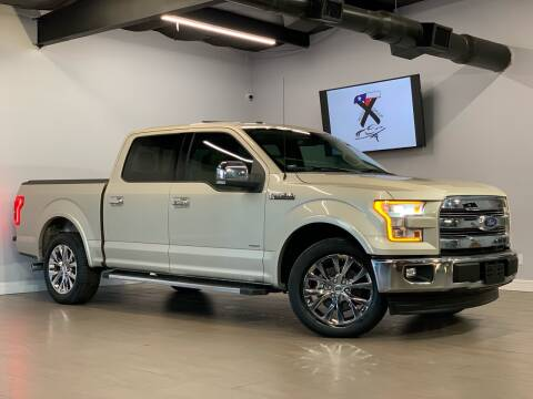 2017 Ford F-150 for sale at TX Auto Group in Houston TX
