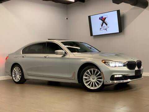 2016 BMW 7 Series for sale at TX Auto Group in Houston TX
