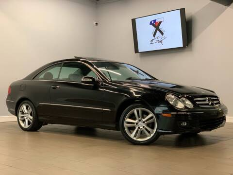 2006 Mercedes-Benz CLK for sale at TX Auto Group in Houston TX