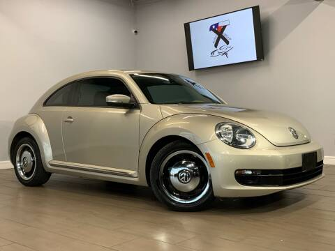 2013 Volkswagen Beetle for sale at TX Auto Group in Houston TX