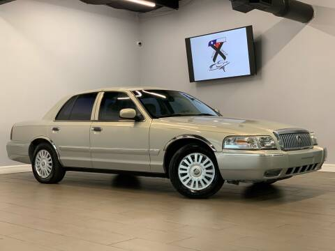 2007 Mercury Grand Marquis for sale at TX Auto Group in Houston TX