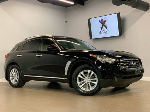 2009 Infiniti FX35 for sale at TX Auto Group in Houston TX