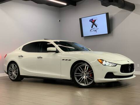 2014 Maserati Ghibli for sale at TX Auto Group in Houston TX