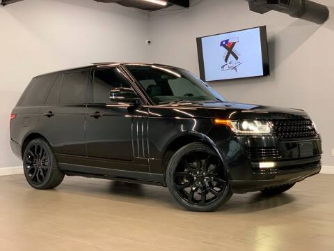2015 Land Rover Range Rover for sale at TX Auto Group in Houston TX