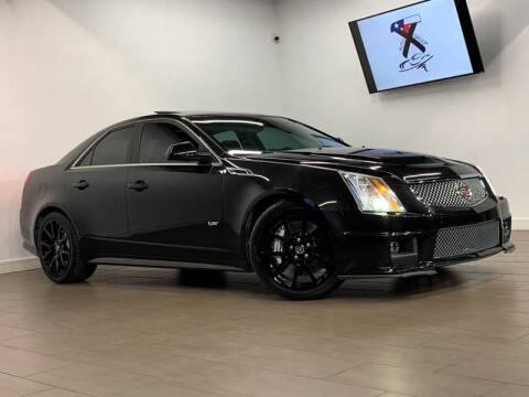 2012 Cadillac CTS-V for sale at TX Auto Group in Houston TX