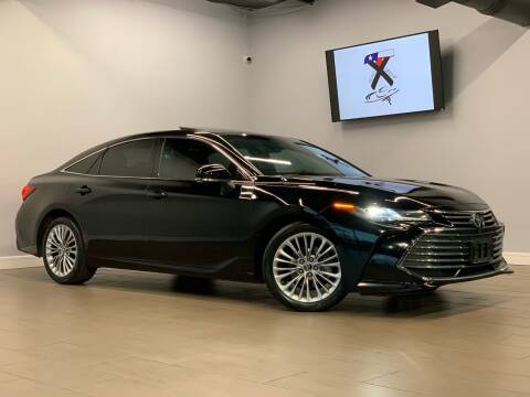 2019 Toyota Avalon for sale at TX Auto Group in Houston TX