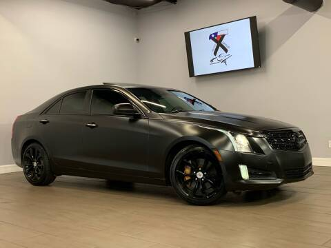 2013 Cadillac ATS for sale at TX Auto Group in Houston TX