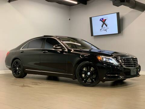 2015 Mercedes-Benz S-Class for sale at TX Auto Group in Houston TX