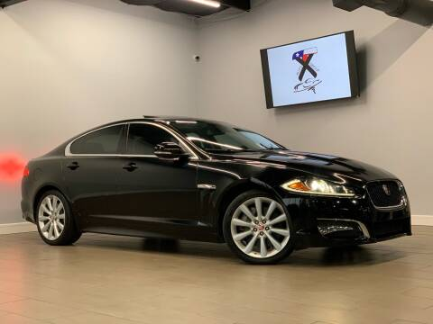 2014 Jaguar XF for sale at TX Auto Group in Houston TX