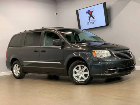 2012 Chrysler Town and Country for sale at TX Auto Group in Houston TX