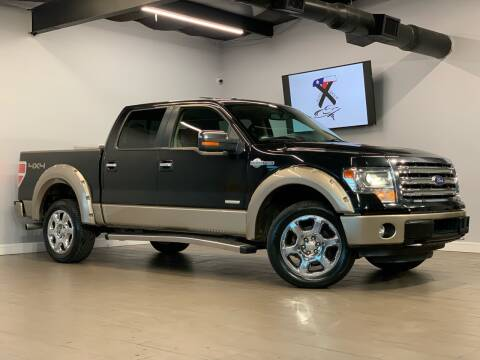 2014 Ford F-150 for sale at TX Auto Group in Houston TX