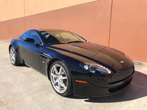 2007 Aston Martin V8 Vantage for sale in Houston, TX
