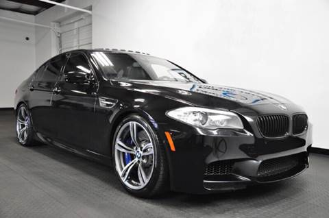 2013 BMW M5 for sale at TX Auto Group in Houston TX