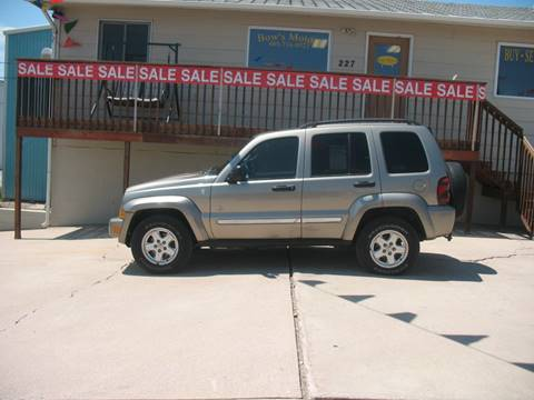 2006 Jeep Liberty For Sale In Rapid City, SD
