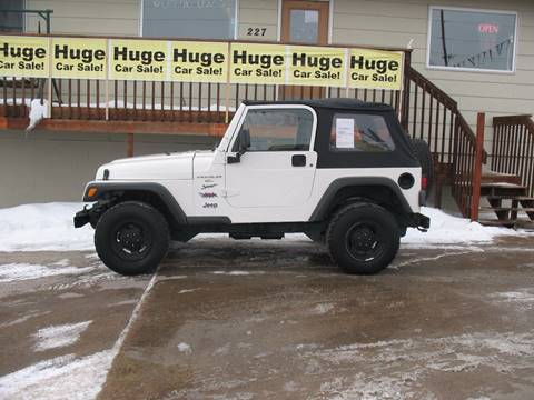 2000 Jeep Wrangler for sale in Rapid City, SD