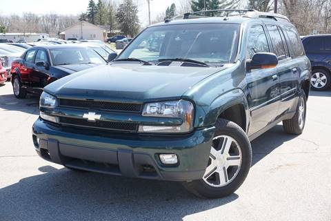 2005 Chevrolet TrailBlazer EXT for sale in Otsego, MI