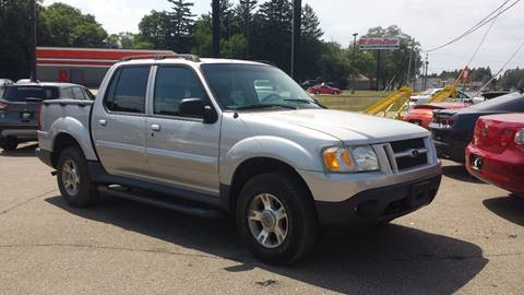 2004 Ford Explorer Sport Trac for sale in Otsego, MI