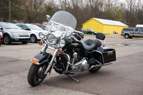 2012 Harley-Davidson Road King for sale in Paw Paw, MI