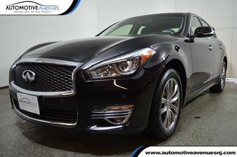 2015 Infiniti Q70 for sale in Wall Township, NJ