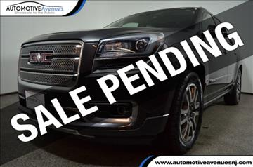 2014 GMC Acadia for sale in Wall Township, NJ
