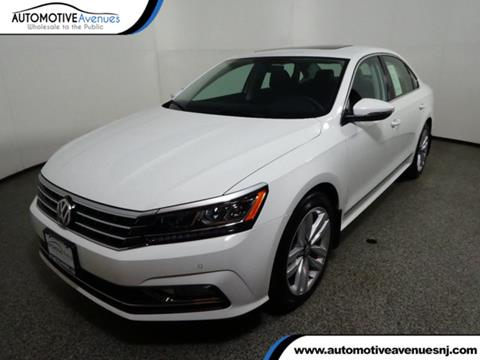 2017 Volkswagen Passat for sale in Wall Township, NJ