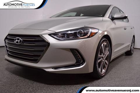 2017 Hyundai Elantra for sale in Wall Township, NJ