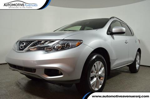2014 Nissan Murano for sale in Wall Township, NJ
