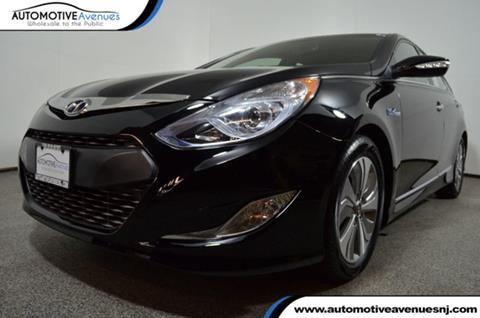 2015 Hyundai Sonata Hybrid for sale in Wall Township, NJ