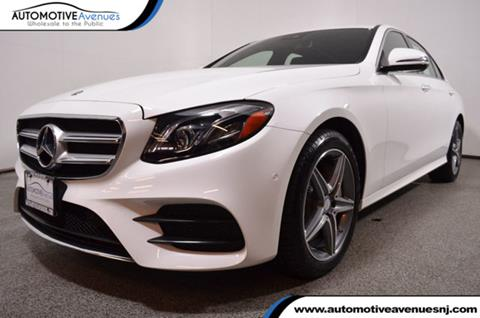 2017 Mercedes-Benz E-Class for sale in Wall Township, NJ