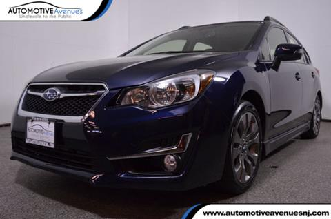 2015 Subaru Impreza for sale in Wall Township, NJ