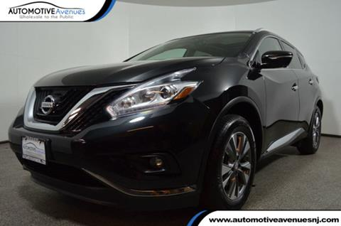 2015 Nissan Murano for sale in Wall Township, NJ