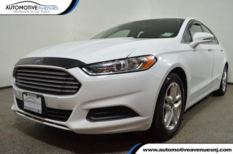 2016 Ford Fusion for sale in Wall Township, NJ