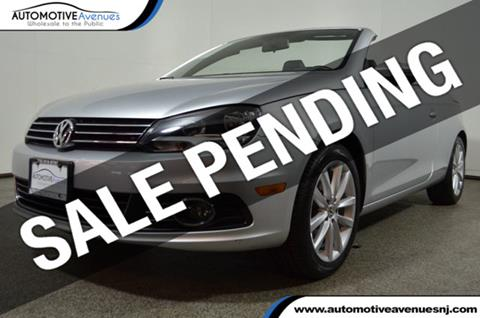2013 Volkswagen Eos for sale in Wall Township, NJ