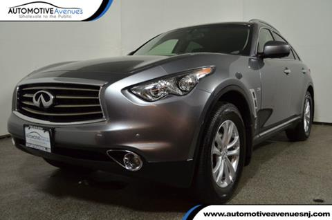 2014 Infiniti QX70 for sale in Wall Township, NJ