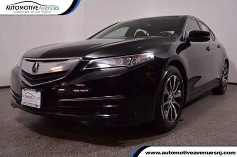 2015 Acura TLX for sale in Wall Township, NJ