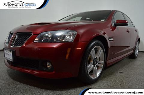 2009 Pontiac G8 for sale in Wall Township, NJ
