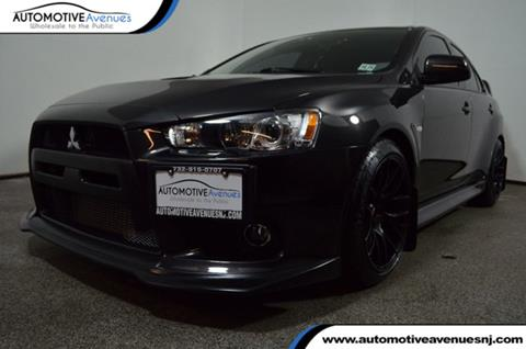 2014 Mitsubishi Lancer Evolution for sale in Wall Township, NJ