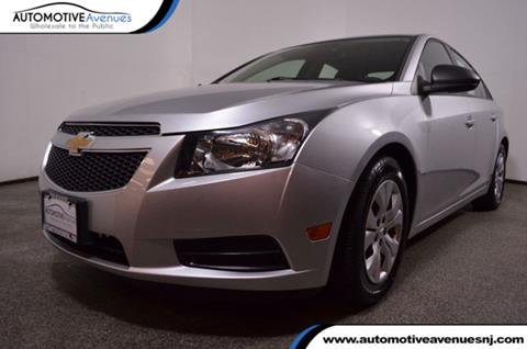 2013 Chevrolet Cruze for sale in Wall Township, NJ
