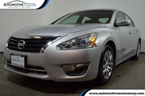 2014 Nissan Altima for sale in Wall Township, NJ