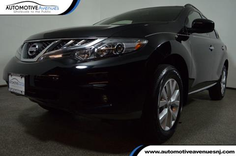 2012 Nissan Murano for sale in Wall Township, NJ