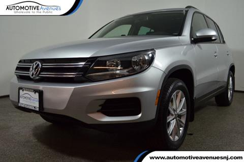 2015 Volkswagen Tiguan for sale in Wall Township, NJ