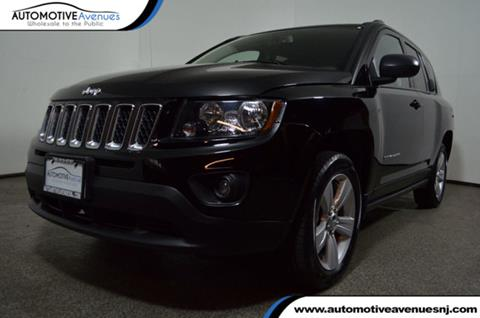 2016 Jeep Compass for sale in Wall Township, NJ