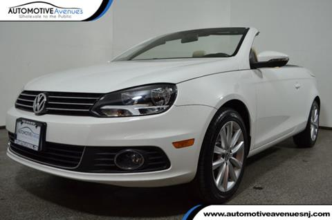 2014 Volkswagen Eos for sale in Wall Township, NJ