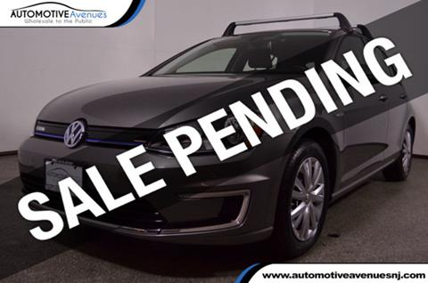 2015 Volkswagen e-Golf for sale in Wall Township, NJ