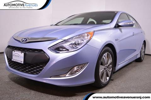 2014 Hyundai Sonata Hybrid for sale in Wall Township, NJ