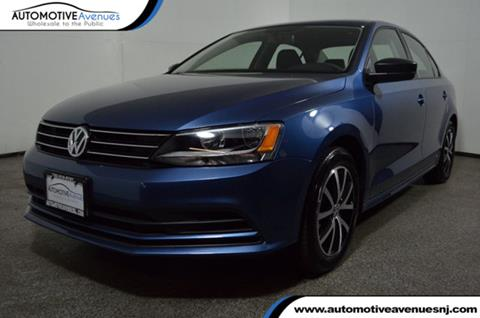2016 Volkswagen Jetta for sale in Wall Township, NJ