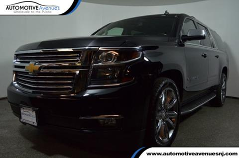 2015 Chevrolet Suburban for sale in Wall Township, NJ